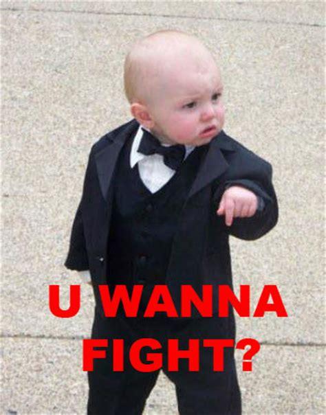 Fight Meme - you wanna fight memes