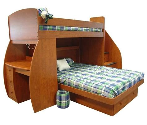 jeromes bunk beds 24 designs of bunk beds with steps kids love these