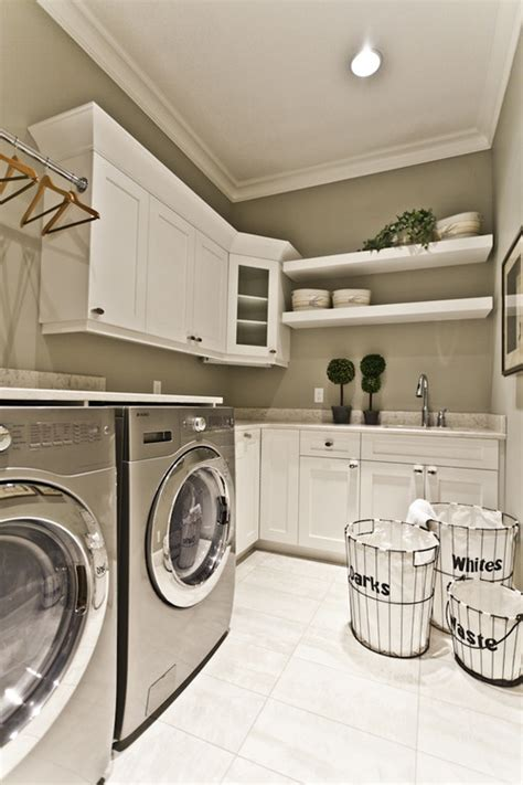 Contemporary Laundry Room Ideas Laundry Room J