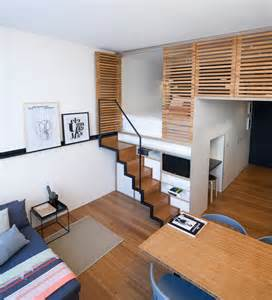 micro studio apartment 4 awesome small studio apartments with lofted beds
