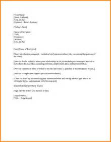 7 short letter of recommendation for employee farmer resume