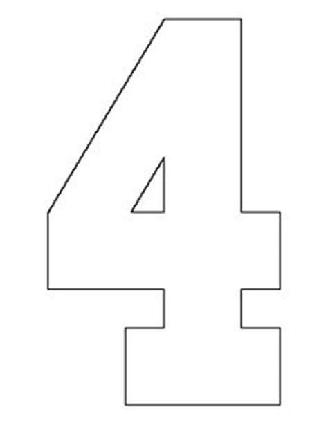 reverse number pattern in c number 1 pattern use the printable outline for crafts
