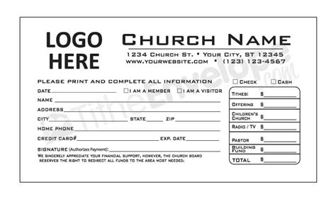 Church Offering Envelope Template offering envelopes driverlayer search engine