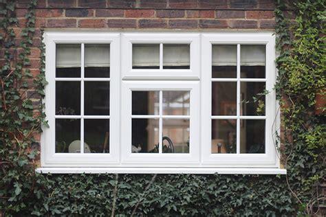 House Architectural Styles halo satin white upvc windows french doors amp roof lantern