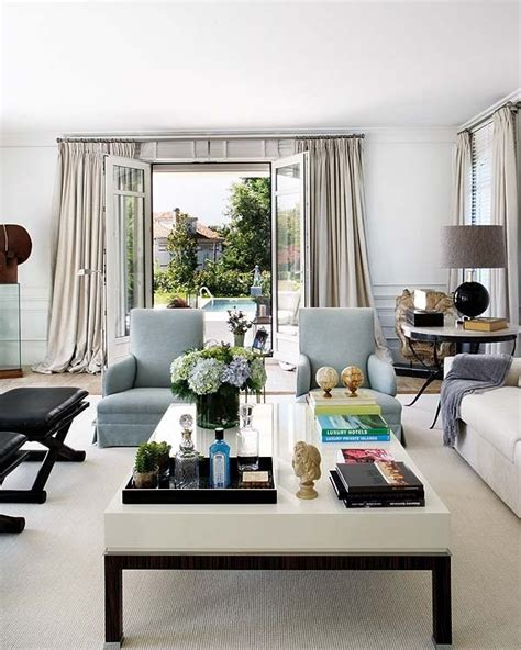 living room courtains luminous decor in the of spain decorating with fabrics