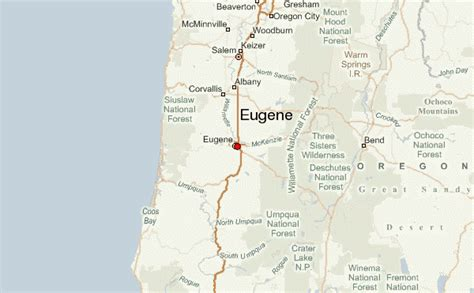 eugene location guide