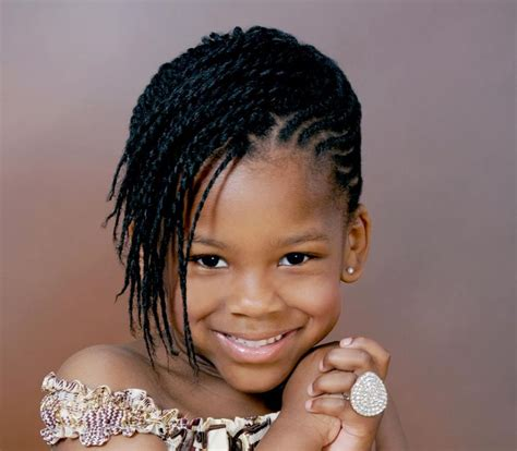New Look 7 African American Kids Hairstyles   New Natural