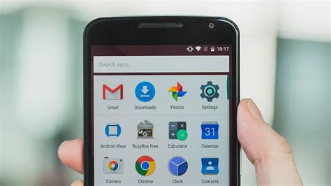 layout android marshmallow android 6 0 marshmallow im test design features