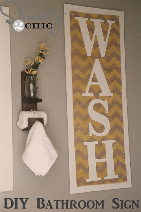 Diy Bathroom Wall Decor by Diy Wall Four Generations One Roof