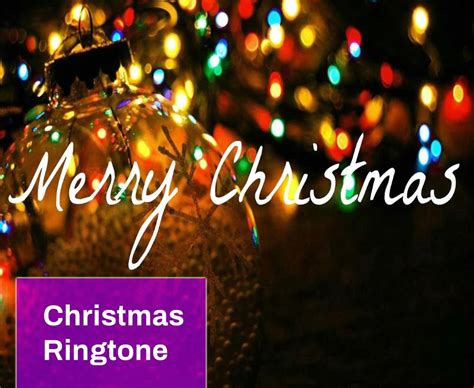 christmas ringtone  mp  mingo sounds