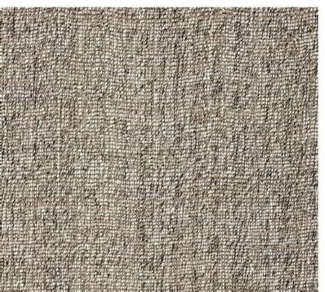 chunky wool jute rug gray pottery barn