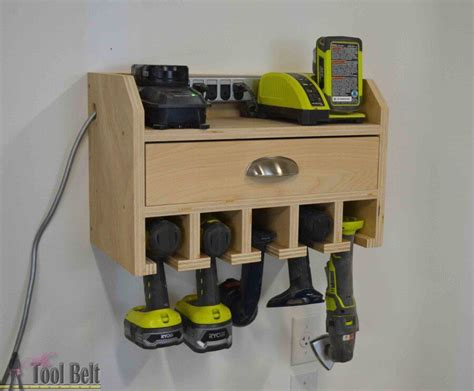 diy wireless phone charging station 27 diy charging station ideas to make more tidy cables