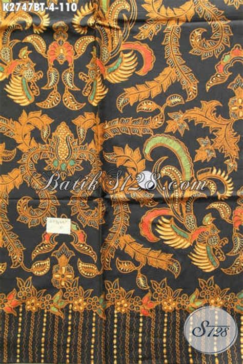 batik kain motif jokowi batik halus kombinasi tulis
