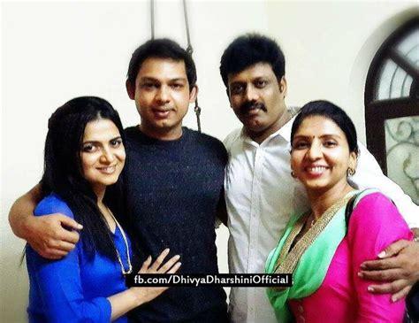 actor vijay gokhale family divyadarshini with family veethi