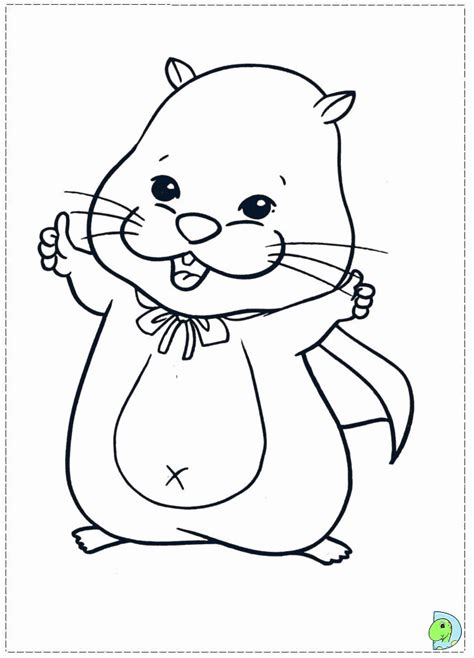 zhu zhu pets coloring pages az coloring pages