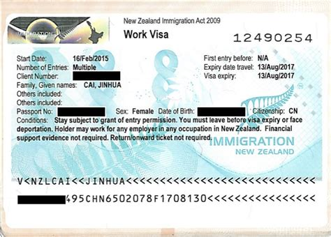 Can I Work In New Zealand With A Criminal Record Image Gallery New Zealand Work Visa