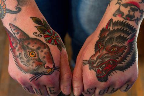 old school yin yang tattoo 26 rabbit tattoos hop to pop