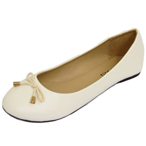 flat shoes with support flat white slip on work school shoes dolly