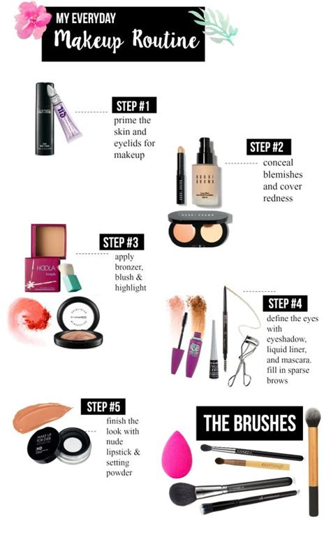 7 Steps For A Faster Makeup Routine by Makeup Routine Makeup Makeup Routine