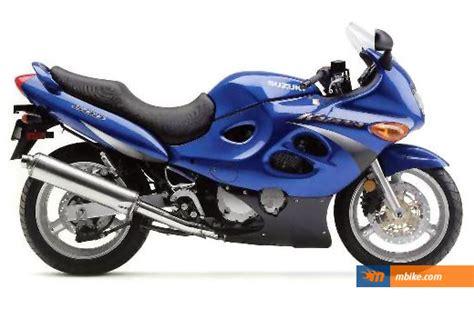 2002 Suzuki Gsx 600 2002 Suzuki Gsx 600 F Katana Picture Mbike