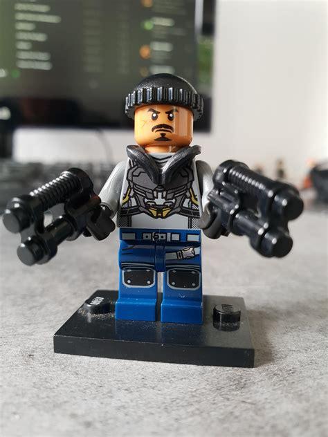 overwatch gabriel reyes lego