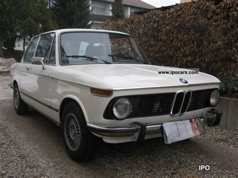 bmw 2002 tii specs 1973 bmw 2002 tii luxury car photo and specs
