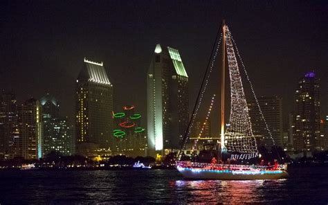 parade of lights san diego your guide to the bay parade of lights the san diego