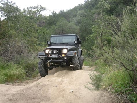 Jeep Yj Lift Kits Country 4 Quot Lift Kit 87 95 Jeep Wrangler Yj 4wd