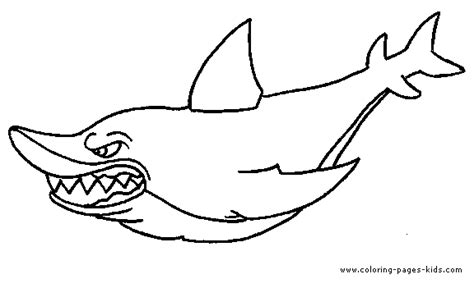 can sharks see color free coloring pages of draw sharks