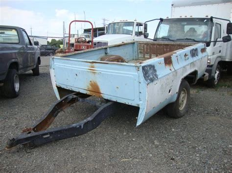 pickup bed trailer 1 1962 2000 pickup bed utility trailer arrowhead towing