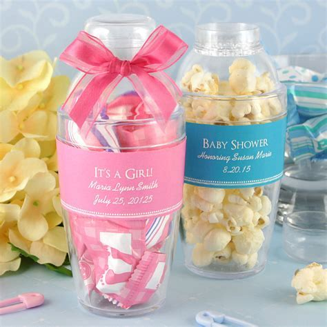 personalized cocktail shaker baby shower favors personalized baby shower favors 600x600