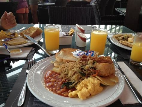 free buffet breakfast amazing picture of hard rock