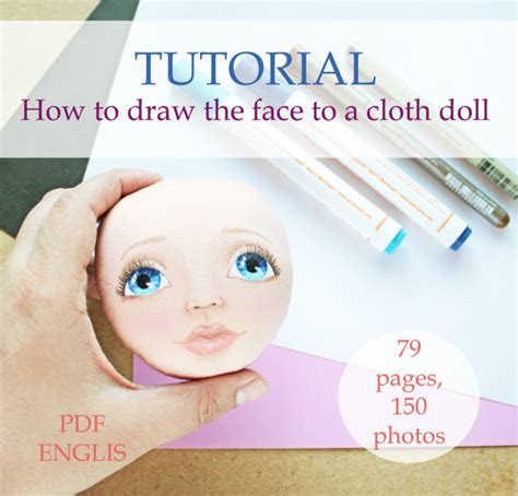 doll tutorial how to draw tutorial cloth doll pdf step by step