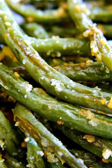 Green Valley Parmesan Cheese 80g green beans with olive and parmesan cheese