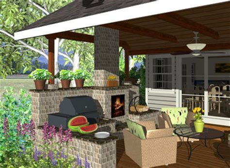outdoor kitchen design software free home designer software for deck and landscape software