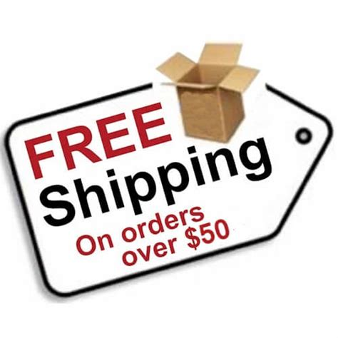 Free Shipping by Free Shipping On All Orders 50