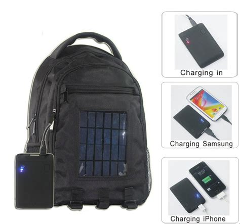 Picard Solar Bag Puts A Solar In A Leather Glove by School Bag Solar Panel Model 1