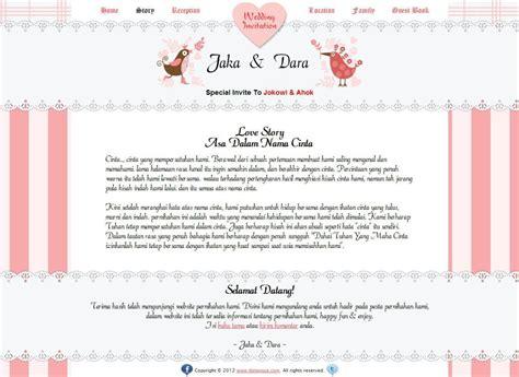 membuat undangan online gratis undangan desain unik aplikasi membuat undangan pernikahan