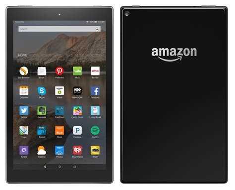 amazon tablet amazon s next fire tablet could look a lot more like android
