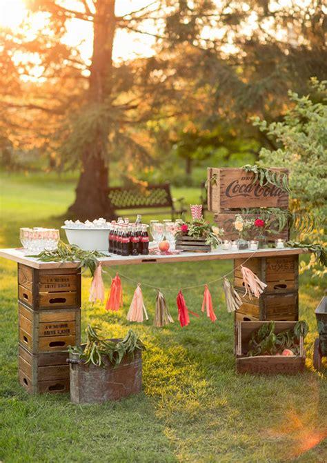 movie backyard wedding outdoor wedding movie night 100 layer cake