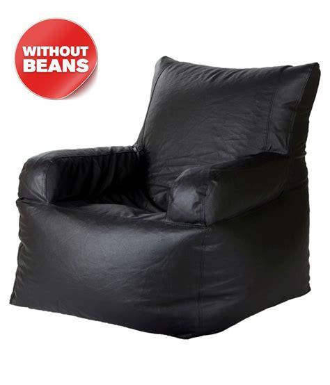 Paket Cover Bean Bag 06 xxxl bean bag covers in black buy xxxl bean bag covers in black at best prices in india