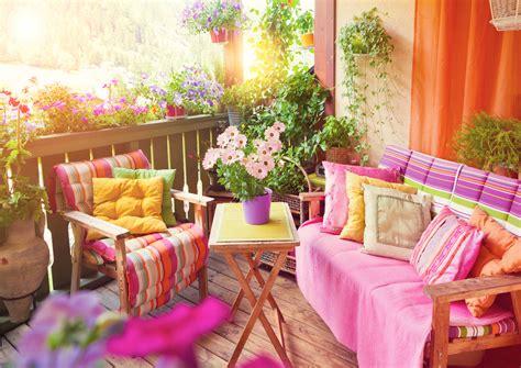 schöne pflegeleichte gartenpflanzen bepflanzung balkon idee