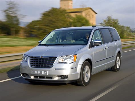 Grand Chrysler by Grand Voyager 3rd Generation Facelift Grand Voyager