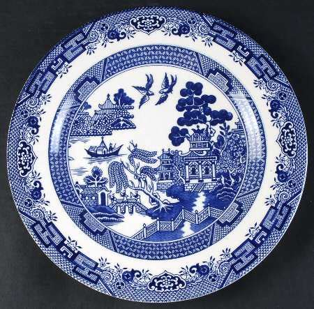 china pattern blue willow oxford brazil blue willow at replacements ltd