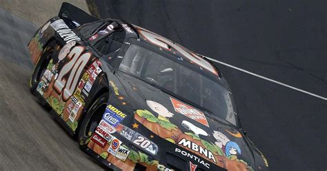 halloween themed nascar paint schemes   years fox sports