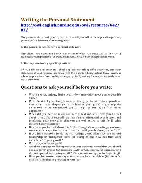 personal statement exles for resume best photos of cv personal statement exles personal