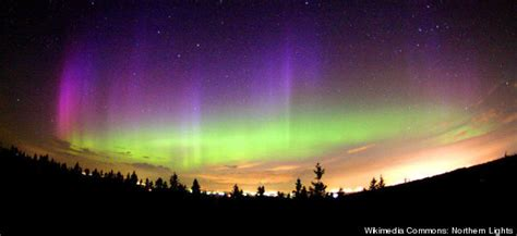 Solar Flares Northern Lights Solar Flare Activity May Boost Northern Lights This Weekend