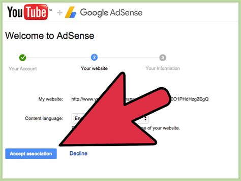 adsense to youtube how to link adsense to your youtube account 11 steps
