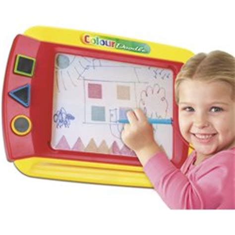 tomy colour doodle magnetic drawing board tomy 6687 magnetic megasketcher colour doodle board