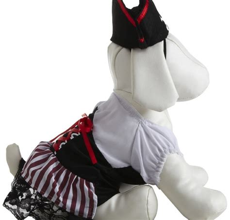 puppy avenue leg avenue puppy pirate of the caribbean with hat small